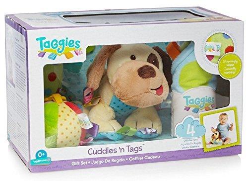 Taggies Cuddle 'n Tags Gift Set (Taggie Ball)