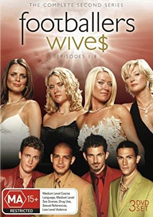 Footballers' wives: season 3 [dvd]: amazon. Co. Uk: gary lucy, susie.