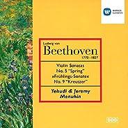 Beethoven: Violin Sonata Nos 5 &am
