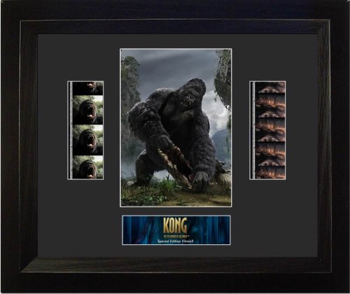 2 Double Film Cell - King Kong (Series 2) Framed Special Edition Double Film Cell Presentation