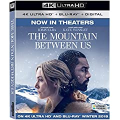 The Mountain Between Us arrives on Blu-ray, 4K Ultra HD, DVD and VOD Dec. 26 from Fox