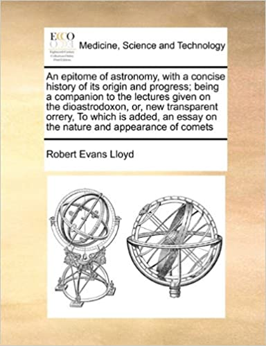 Science Topics For Essays An Epitome Of Astronomy With A Concise History Of Its Origin And Progress  Being A Companion To The Lectures Given On The Dioastrodoxon Or New   Essay  Macbeth Essay Thesis also An Essay About Health An Epitome Of Astronomy With A Concise History Of Its Origin And  Thesis For Argumentative Essay Examples