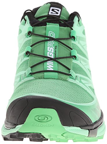 Salomon Wings Pro Women's Chaussure Course Trial - SS15, green, 40 2/3