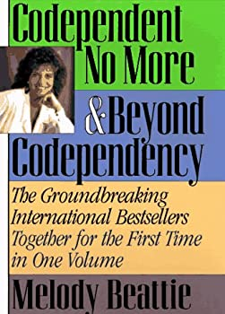 Codependent No More & Beyond Codependency 1567312187 Book Cover