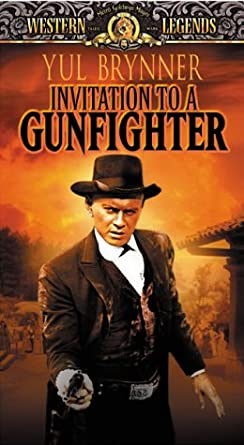 Amazon invitation to a gunfighter vhs yul brynner janice invitation to a gunfighter vhs stopboris Gallery
