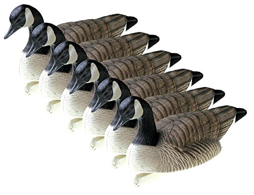 - Final Approach Standard Size Floating Honker Decoys, 6 Pack