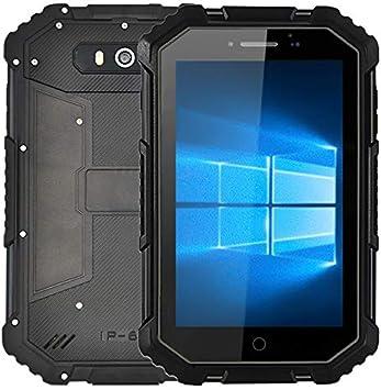 W16 Rugged Smartphone 2GB+32GB 7.0 Inch Windows 10+Android 5.0 ...