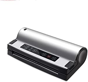 Vacuum Sealer, 130w Food Sealer Machine, Ac 220v 403 Stainless Steel, Multi-Package Work, Built-in Drip Tank - for Travel/Family/Business, 40cm 11cm 19cm