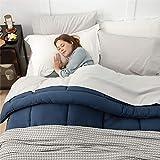 Bedsure Down Alternative Comforter Twin- All-Season