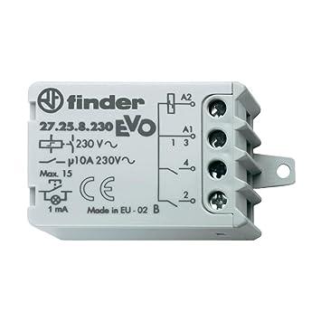 Finder S/érie 27/S/érie 27/1/NA 230/V AC