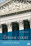The Supreme Court, 11th Edition, Lawrence Baum, 1452220964