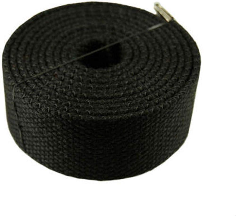 Top Military Canvas Plain Black Metal Web Belt /& Buckle 54 BLACK #MNAS
