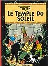 Les aventures de Tintin, tome 14 : Le Temple du Soleil  par Hergé