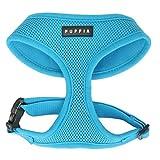 PUPPIA International Puppia Harness Soft B Vest Sky Blue Medium
