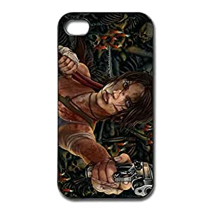 Zhongxx Tomb Raider 2021 Cool Plastic Case For iPhone 5c