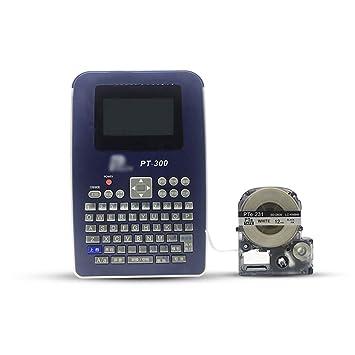 Impresora portátil de Etiquetas Impresora térmica de Bolsillo Tto ...