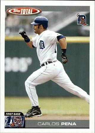 Amazoncom 2004 Topps Total Baseball Card 376 Carlos Pena