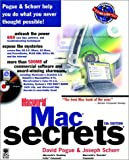 MacWorld Mac Secrets, David Pogue and Joseph Schorr, 0764540408