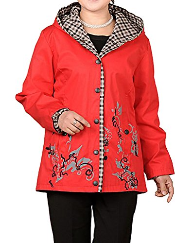 Embroidered Anorak Jacket - 9