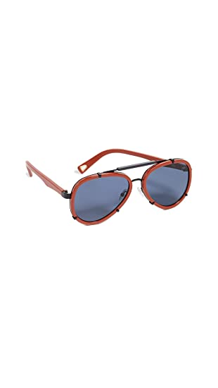 0fd0a60d749 Amazon.com  Lucy Folk Women s Frequent Flyer Sunglasses