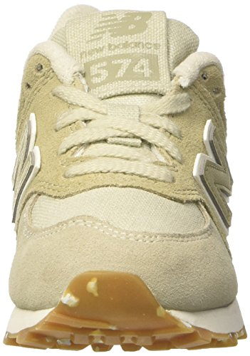 Marron Light Enfant Mixte Balance Beige Khaki Sneakers Kl574eap Basses New wq0nZPHp