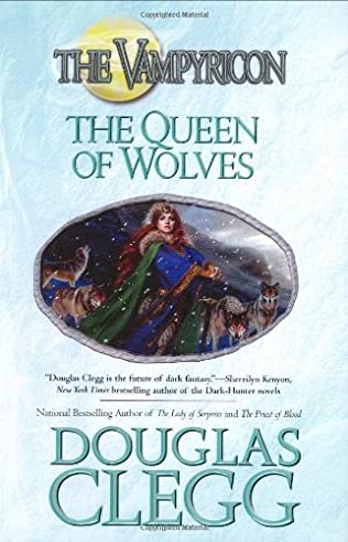 book cover of The Queen of Wolves