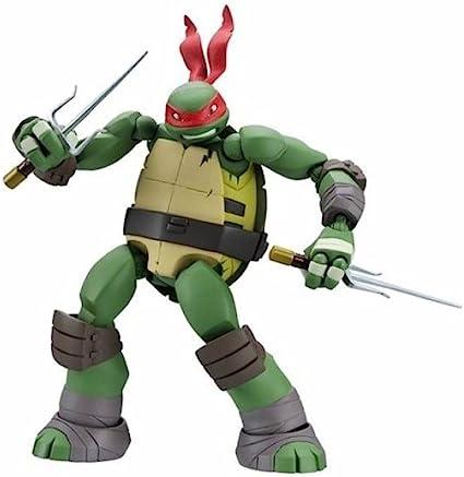Amazon Com Kaiyodo Revoltech Turtles Raphael Toys Games