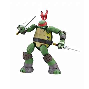 Teenage Mutant Ninja Turtles Raphael ReVol.ech Figura De ...