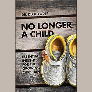 No Longer a Child Audiobook