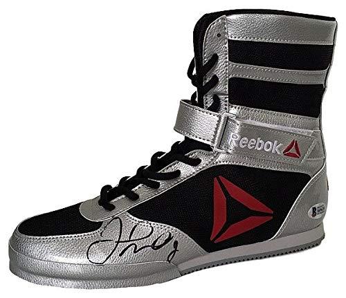Floyd Mayweather Jr Signed Autographed Left Reebok Size 8 Ltd Ed. Boxing Shoe Beckett Bas ()