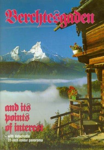 Berchtesgaden and its Points of Interest - Verlag Plenk