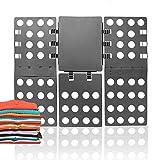 Flip Fold Clothes Folder - Adult Dress Pants Towels T-Shirt Folder/Laundry Folder Board