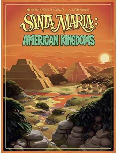 Arrakis Games- Santa Maria. American Kingdoms, Multicolor (ARKSANMAR02): Amazon.es: Juguetes y juegos