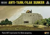 Bolt Action - WWII Terrain 28mm Flak Bunker SW