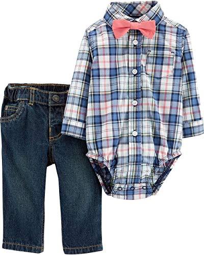 Carter's 3-Piece Dress Me Up Set for Boys Size 9 Months