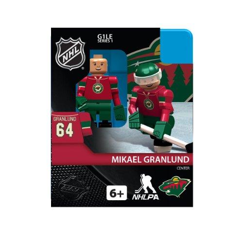 NHL Minnesota Wild Mikael Granlund Generation 1 OYO