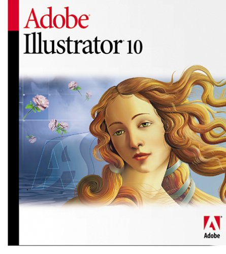 Adobe Illustrator 10.0 Upgrade from 7.0 or Higher [Old Version] by Adobe
