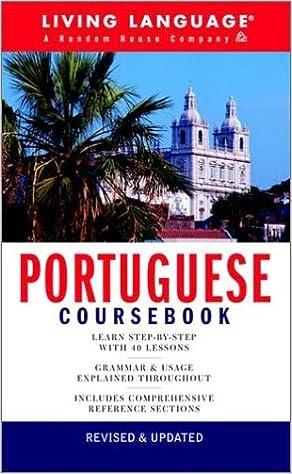 Portuguese Complete Course: Coursebook (Living Language Series)