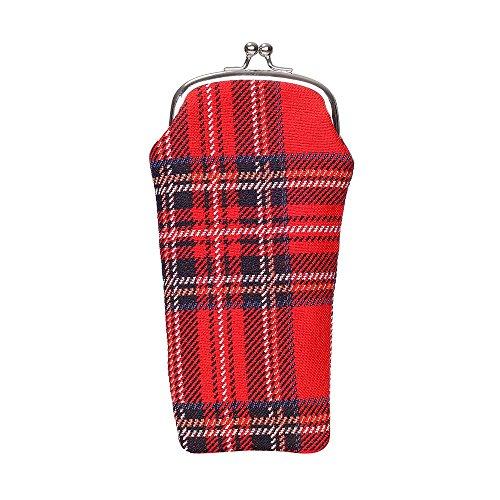 Red Royal Stewart Tartan...