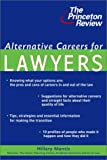 Alternative Careers for Lawyers (Princeton Review)