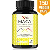 Best Maca Roots - Organic Pure Maca Root Powder Black, Yellow, Red Review