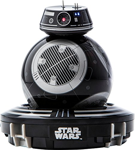BB-9E App-Enabled Droid with Trainer is one of the top toys for tweens