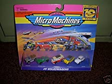 Micro Machines Volkswagens #9 Collection by Galoob MicroMachines