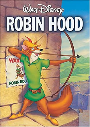 Amazon Com Robin Hood Disney Gold Classic Collection Brian