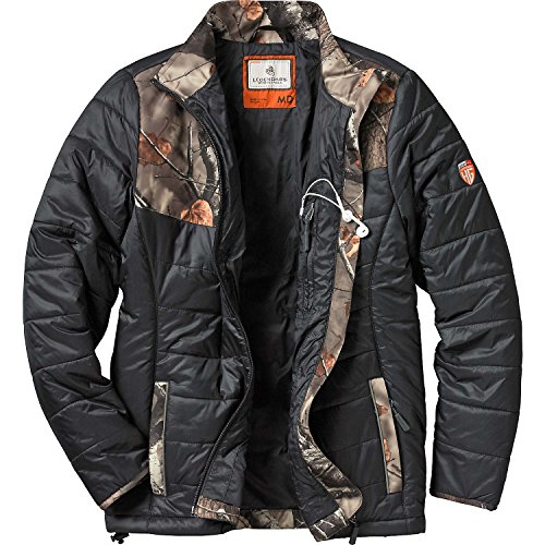 Legendary Whitetails Ladies Refractor Jacket Black Large