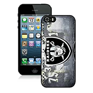 Personalized Design Phone Case For iPhone 5S Oakland Raiders 31 iPhone 5s 5th Generation Black Phone Case Cover 29380