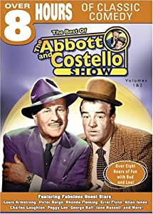 The Best of the Abbott & Costello Comedy Hour, Volumes 1 & 2 [Import]