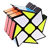 Vivi Do Speed Cube, Super Smooth Magic Windmill Cube Puzzle, Sturdy and Easy to Handle, Creative Decompression Gift, Puzzle Toys for Kids
