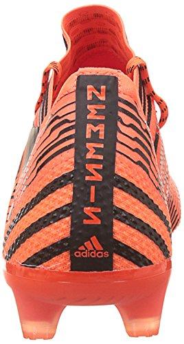 adidas Nemeziz 17.1 FG, Scarpe da Calcio Uomo Arancio (Arancio - (Narsol/Negbas/Rojsol))