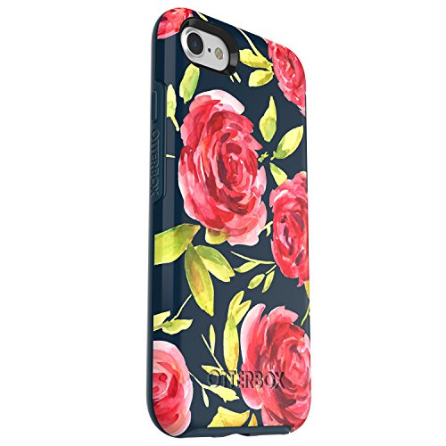 otterbox-symmetry-series-case-for-iphone-7-only-frustration-free-packaging-bouquet-blazer-blue-blaze
